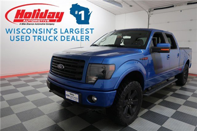 2014 F-150 Super Cab 4x4 Pickup #17C794A - photo 1