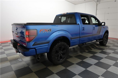 2014 F-150 Super Cab 4x4 Pickup #17C794A - photo 4