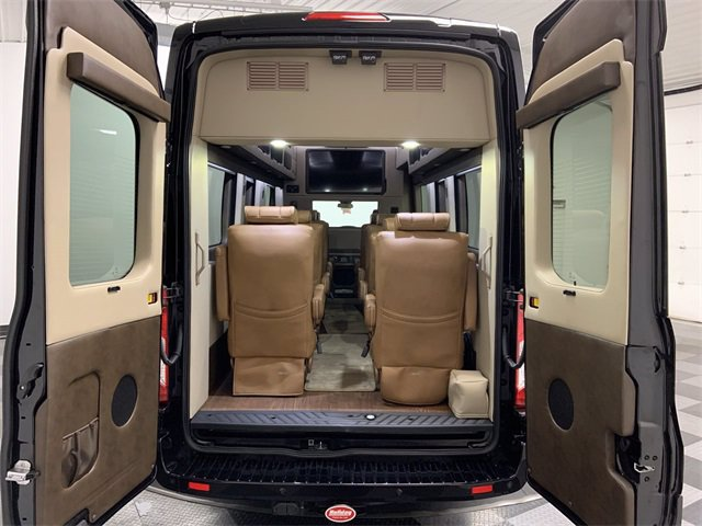 2017 Ford Transit 350 High Roof RWD, Passenger Wagon #17F280 - photo 2
