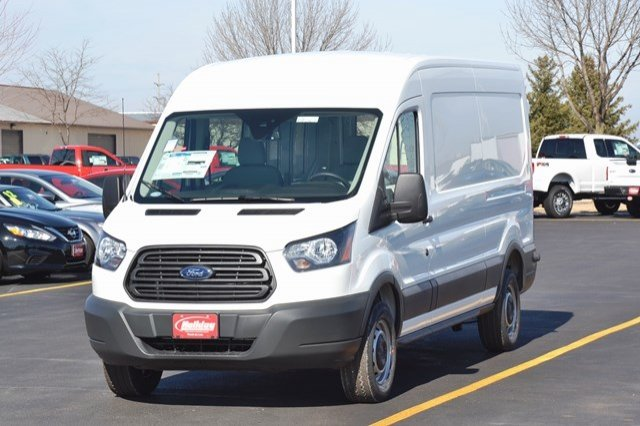2017 Transit 250 Medium Roof, Cargo Van #17F561 - photo 4