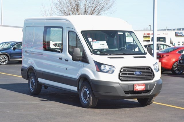 2017 Transit 250 Medium Roof, Cargo Van #17F561 - photo 6
