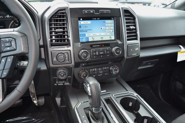 2017 F-150 Crew Cab 4x4 Pickup #17F825 - photo 13