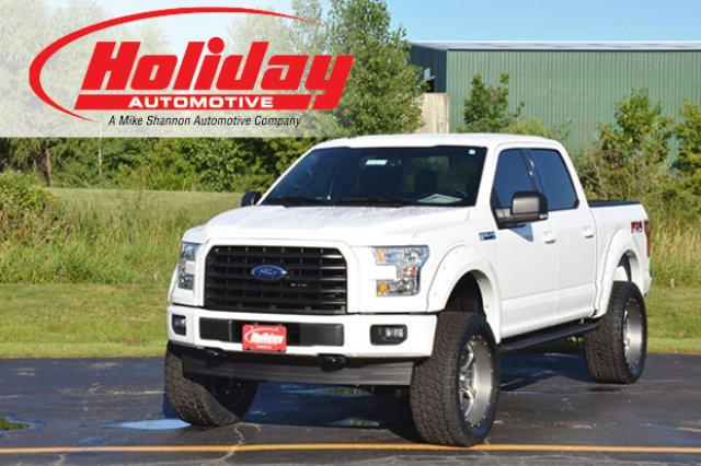 2017 F-150 Crew Cab 4x4 Pickup #17F825 - photo 1