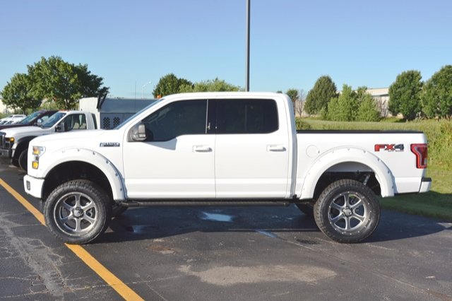 2017 F-150 Crew Cab 4x4 Pickup #17F825 - photo 25