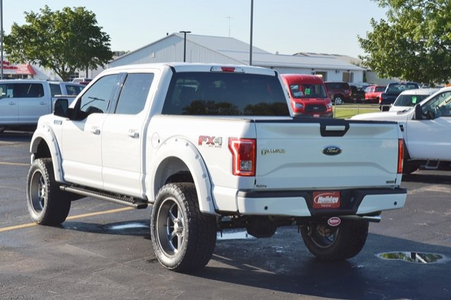 2017 F-150 Crew Cab 4x4 Pickup #17F825 - photo 2