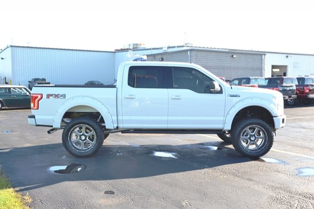 2017 F-150 Crew Cab 4x4 Pickup #17F825 - photo 28