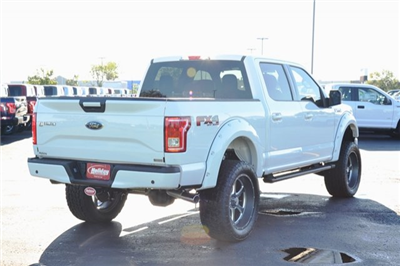 2017 F-150 Crew Cab 4x4 Pickup #17F825 - photo 27