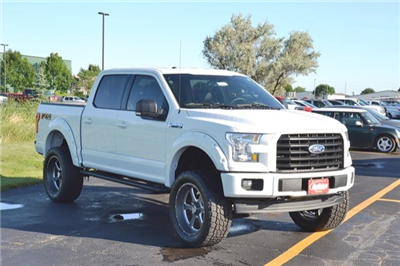 2017 F-150 Crew Cab 4x4 Pickup #17F825 - photo 29