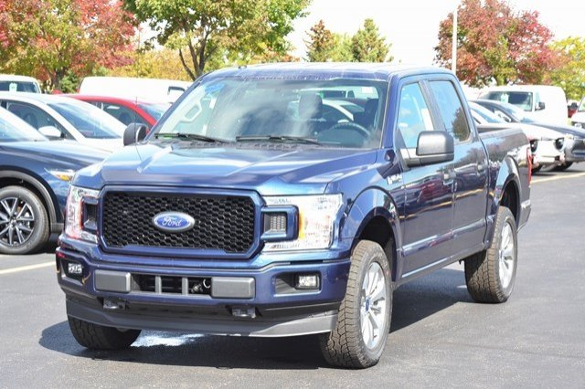 2018 F-150 Crew Cab 4x4, Pickup #18F10 - photo 3