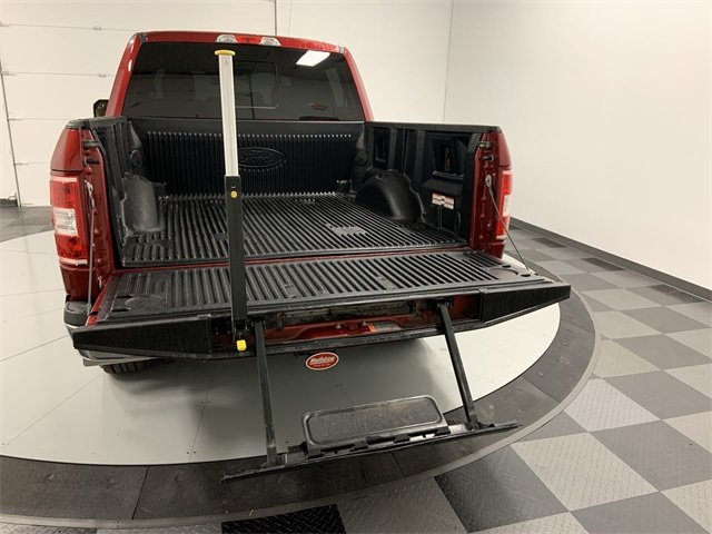 2018 F-150 SuperCrew Cab 4x4,  Pickup #18F1101A - photo 13
