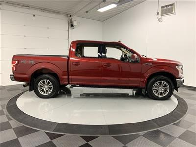 2018 F-150 SuperCrew Cab 4x4, Pickup #18F1101A - photo 9