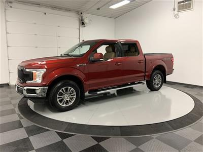 2018 F-150 SuperCrew Cab 4x4,  Pickup #18F1101A - photo 4