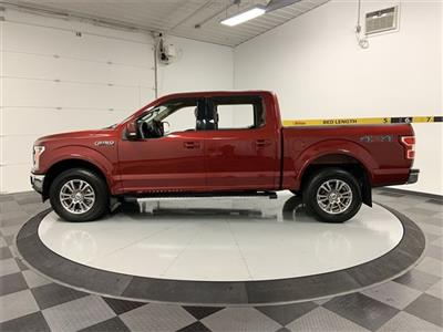 2018 F-150 SuperCrew Cab 4x4,  Pickup #18F1101A - photo 3