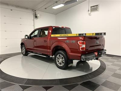 2018 F-150 SuperCrew Cab 4x4, Pickup #18F1101A - photo 5