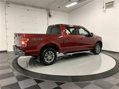 2018 F-150 SuperCrew Cab 4x4,  Pickup #18F1101A - photo 2