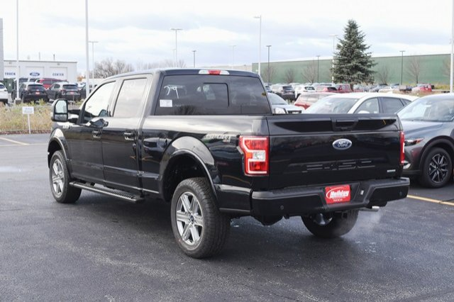 2018 Ford F-150 SuperCrew Cab 4x4, Pickup #W6043 - photo 3