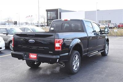 2018 Ford F-150 SuperCrew Cab 4x4, Pickup #W6043 - photo 2