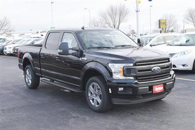2018 Ford F-150 SuperCrew Cab 4x4, Pickup #W6043 - photo 4