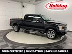 2018 Ford F-150 SuperCrew Cab 4x4, Pickup #W6043 - photo 1