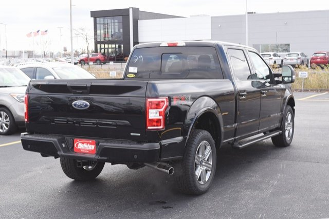 2018 F-150 SuperCrew Cab 4x4,  Pickup #18F1123 - photo 18