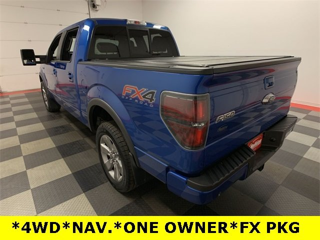 2013 F-150 SuperCrew Cab 4x4,  Pickup #18F1158A - photo 5