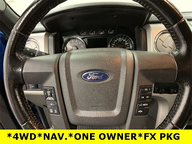 2013 F-150 SuperCrew Cab 4x4,  Pickup #18F1158A - photo 23