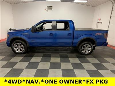 2013 F-150 SuperCrew Cab 4x4,  Pickup #18F1158A - photo 4
