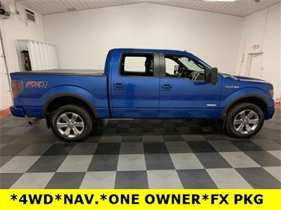 2013 F-150 SuperCrew Cab 4x4,  Pickup #18F1158A - photo 7