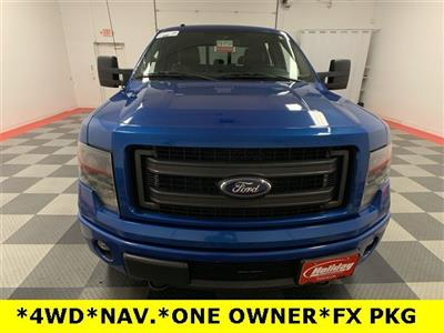 2013 F-150 SuperCrew Cab 4x4,  Pickup #18F1158A - photo 9