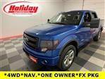 2013 F-150 SuperCrew Cab 4x4,  Pickup #18F1158A - photo 3