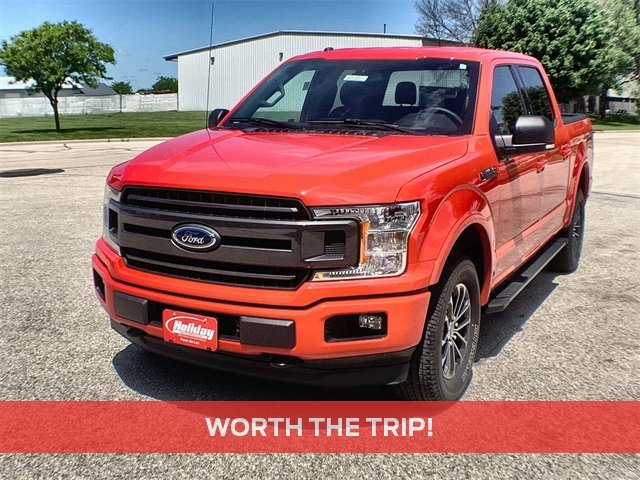 2018 F-150 SuperCrew Cab 4x4,  Pickup #18F1165 - photo 3
