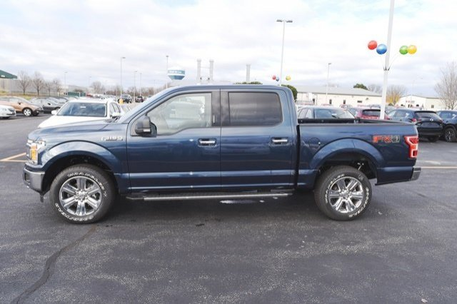 2018 F-150 SuperCrew Cab 4x4,  Pickup #18F1187 - photo 7