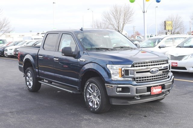 2018 F-150 SuperCrew Cab 4x4,  Pickup #18F1187 - photo 8
