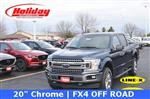 2018 F-150 SuperCrew Cab 4x4,  Pickup #18F1187 - photo 1