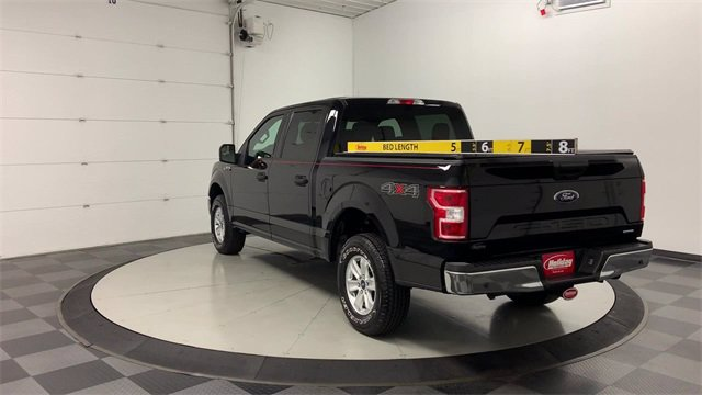 2018 F-150 SuperCrew Cab 4x4,  Pickup #18F1194 - photo 3