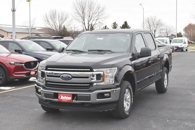 2018 F-150 SuperCrew Cab 4x4,  Pickup #18F1194 - photo 9