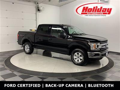 2018 F-150 SuperCrew Cab 4x4,  Pickup #18F1194 - photo 1