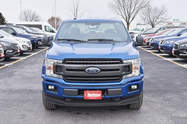 2018 F-150 SuperCrew Cab 4x4,  Pickup #18F1197 - photo 12