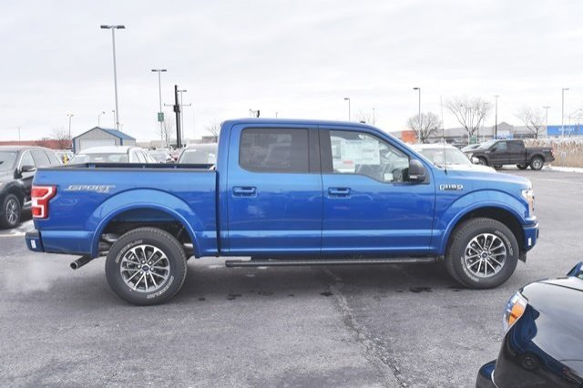 2018 F-150 SuperCrew Cab 4x4,  Pickup #18F1197 - photo 18