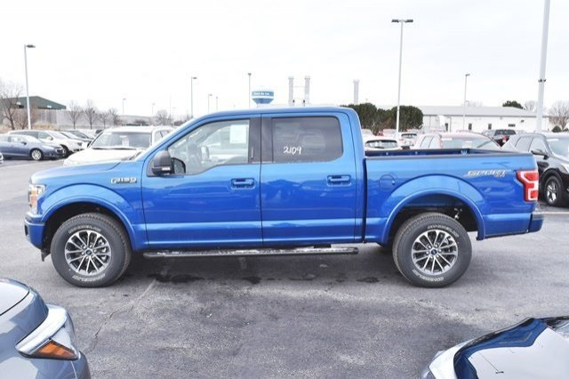 2018 F-150 SuperCrew Cab 4x4,  Pickup #18F1197 - photo 7
