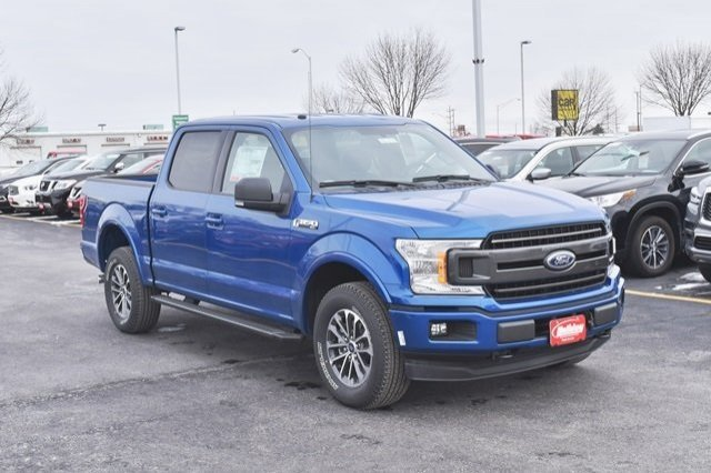 2018 F-150 SuperCrew Cab 4x4,  Pickup #18F1197 - photo 8