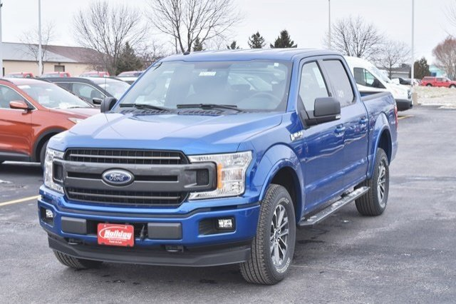 2018 F-150 SuperCrew Cab 4x4,  Pickup #18F1197 - photo 9