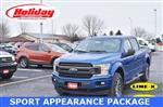2018 F-150 SuperCrew Cab 4x4,  Pickup #18F1197 - photo 1