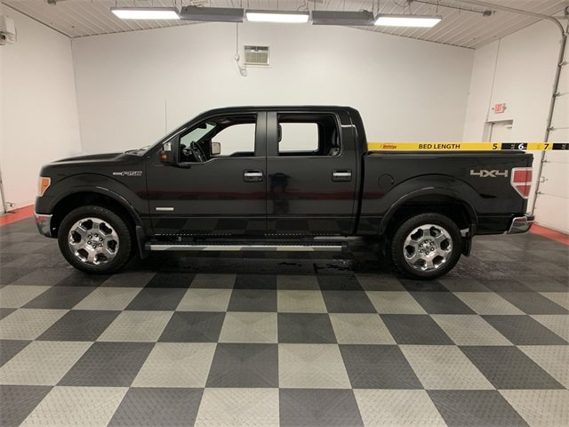 2012 F-150 Super Cab 4x4,  Pickup #18F1221A - photo 1