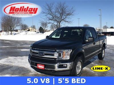 2018 F-150 Super Cab 4x4,  Pickup #18F1256 - photo 1