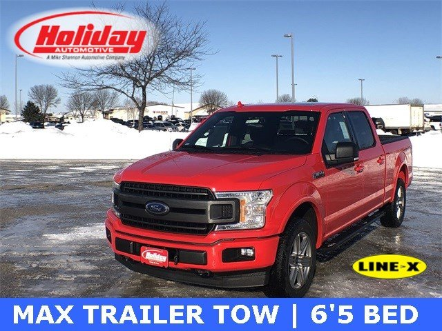 2018 F-150 SuperCrew Cab 4x4,  Pickup #18F1270 - photo 1