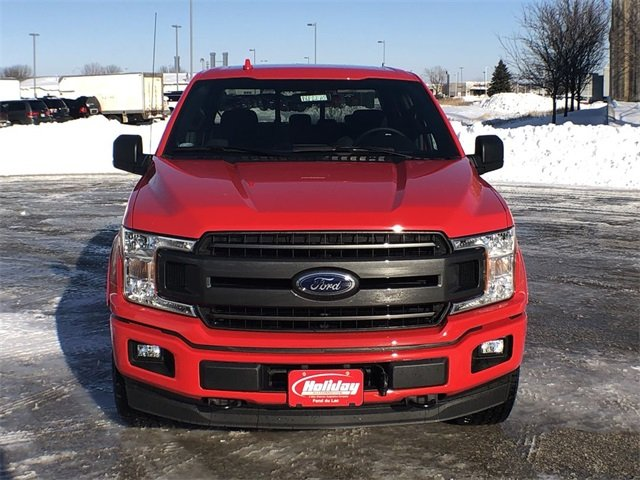 2018 F-150 SuperCrew Cab 4x4,  Pickup #18F1270 - photo 13