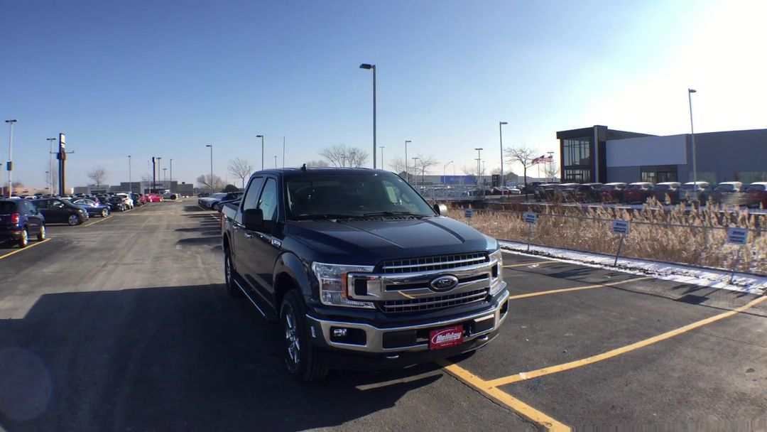 2018 F-150 SuperCrew Cab 4x4,  Pickup #18F1279 - photo 4