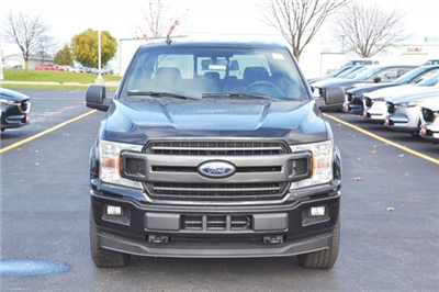 2018 F-150 Crew Cab 4x4 Pickup #18F138 - photo 9