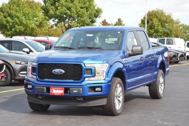 2018 F-150 Crew Cab 4x4 Pickup #18F15 - photo 3